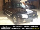 Foto Chevrolet S-10 2.4 Mpfi Executive 4x2 Cd 8v...