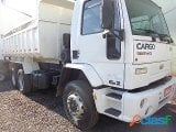 Foto Ford cargo 2422 2006 / branco diesel 2p manual...
