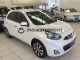 Foto Nissan march sl 1.6 16v flex 4p (ag) completo...
