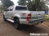 Foto Toyota hilux cd srv 4x4 at 3.0 TB 2012/2013