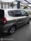 Foto Honda fit 1.4 lx 8v gasolina 4p manual 2007/