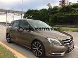 Foto Mercedes-benz b-200 1.6 sport turbo gasolina 4p...
