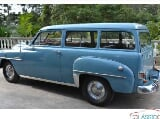 Foto Chrysler Plymouth Utility Placa Preta 1951 Dodge