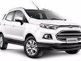 Foto Uber/particular ford ecosport 2017 sin enganche...