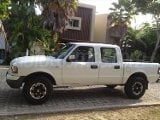 Foto 2009 Ford Ranger XL Cabina Doble Ac