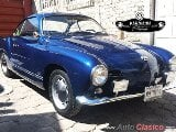 Foto Volkswagen karmann ghia low light coupe 1957