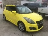 Foto 2014 Suzuki Swift Sport