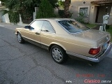 Foto Mercedes Benz 380 SEC Coupe 1983