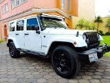 Foto Jeep wrangler 5p unlimited willys wheeler 4x4...