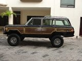 Foto Jeep Grand Wagoneer lujo