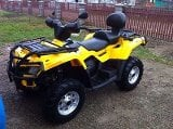 Foto Can-am Outlander 2013 Max xt