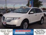 Photo 2012 Lincoln MKX Station Wagon