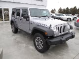 Photo 2014 Jeep Wrangler Unlimited Rubicon 4x4