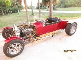 Photo 1927 Ford Hot Rod