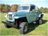 Photo 1963 Willys Jeep