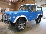 Photo 1971 Ford Bronco 100% rust free