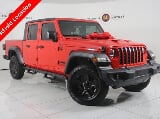 Photo Used Jeep Gladiator 2020 Red Clearcoat, 3.66K...
