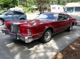 Photo 1976 Lincoln Continental-Mark-IV American...
