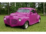 Photo 1941 Plymouth 2-Dr Business Coupe