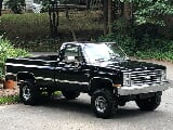 Photo 1985 Chevrolet 1500 Silverado K10 Longbed 4x4