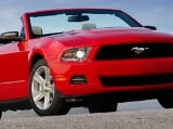 Photo 2010 Ford Mustang 2dr Conv V6