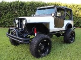 Photo 1976 Jeep CJ CJ5 4x4 Lifted Truck 350 V8 4WD