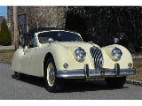 Photo 1957 Jaguar XK140