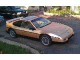 Photo 1986 Pontiac Fiero