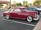 Photo 1950 Chrysler Windsor