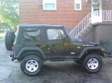 Photo 2004 Jeep Wrangler for sale in Mc Keesport, PA...
