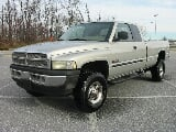 Photo 2002 Dodge Ram 2500 Larimie SLT Quad