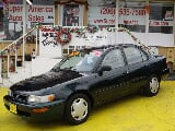 Photo 1997 Toyota Corolla DX, Green in Greenwood,...