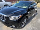 Photo Used 2014 INFINITI QX60 AWD w Deluxe Touring...