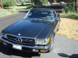 Photo 1986 Mercedes-Benz 560SL for sale in Truckee,...