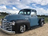 Photo 1951 Chevrolet 3100 5 window Automatic A/C