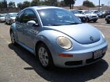 Photo Used 2009 Volkswagen New Beetle 2.5