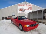 Photo 1993 mercedes-benz 500 convertible