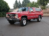 Photo Chevy k30 4x4 454 silverado only 100k original...