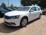 Photo 2017 Volkswagen Passat Auto, PURE WHITE in San...