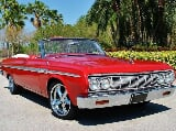 Photo 1964 Plymouth Fury Sport Fury Convertible 440...