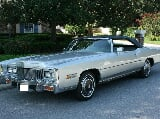 Photo 1976 cadillac eldorado convertible - original -...