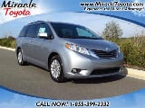 Photo New 2015 Toyota Sienna