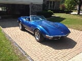 Photo 1971 Chevrolet Corvette Base convertible