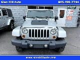 Photo 2012 Jeep Wrangler Unlimited Sahara 4WD