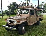 Photo 1979 Toyota Land Cruiser HJ45 Diesel PICKUP
