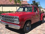 Photo 1979 Dodge Lil Red Express Pickup Survivor Truck