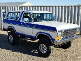 Photo 1979 Ford Bronco Ranger XLT 4x4 460 V8 Automatic