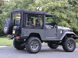 Photo 1965 Toyota Land Cruiser FJ40 ICON