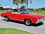 Photo 1971 Oldsmobile Cutlass Supreme Convertible