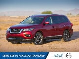 Photo 2020 Nissan Pathfinder SV